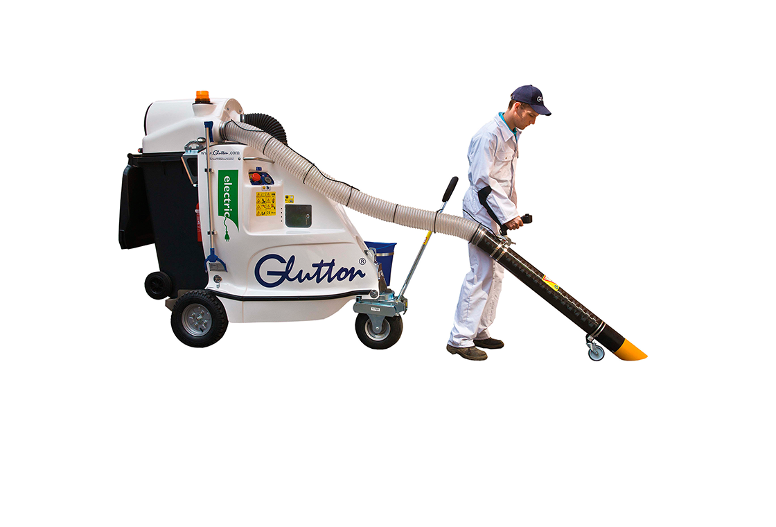 Glutton waste vacuum cleaner